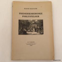 Frederikbergske forlystelser