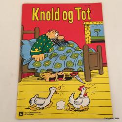 Knold og Tot 1952 og 1953