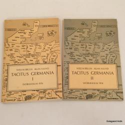 Tacitus Germania Bind I-II