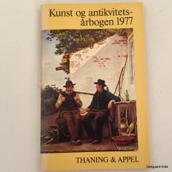 Kunst og antikvitets årbogen 1977