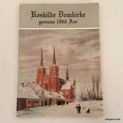 Roskilde Domkirke gennem 1000 år