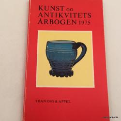Kunst og antikvitets årbogen 1975