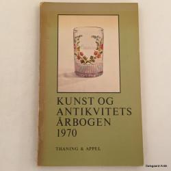 Kunst og antikviteter årbogen 1970