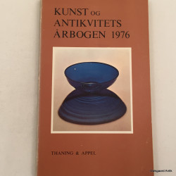 Kunst og antikviteter årbogen 1976