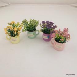 Blomst i kop