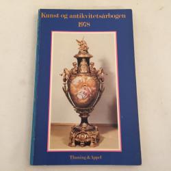 kunst og antikvitetetsårbogen 1978
