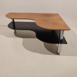 Sofabord med en speciel form