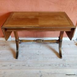 Sofabord med to klapper