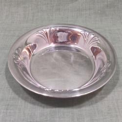 Lille skål sølvplet