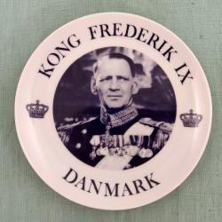 Kong Frederik IX Platte