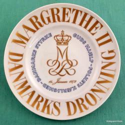 Danmarks Dronning Magrethe II