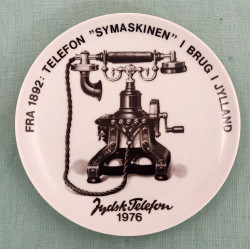 Telefon platte 1976