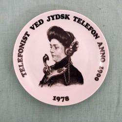 Telefon platte 1978