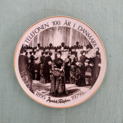 Telefon platte 1895 - 1979