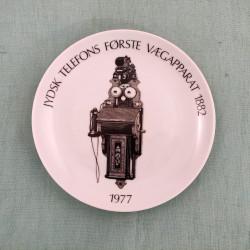 Telefon platte 1977