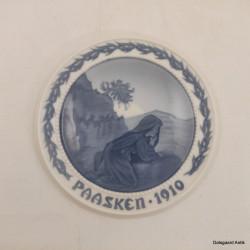 Påskeplatte 1910