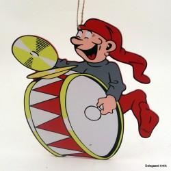 Nisse med trommer