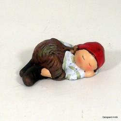 Sovende dreng