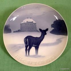 Juleplatte 1923