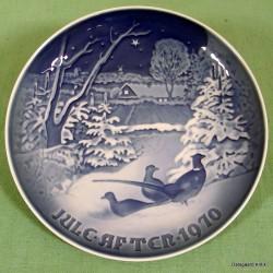 Juleplatte 1970