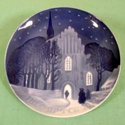 Juleplatte 1912