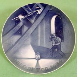 Juleplatte 1934