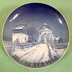Juleplatte 1960