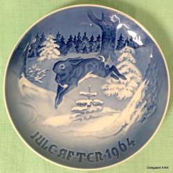 Juleplatte 1964