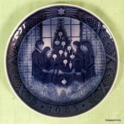 Juleplatte 1982