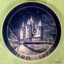 Kirkeplatte 1972