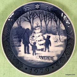 Juleplatte 1879