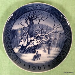 Juleplatte 1967