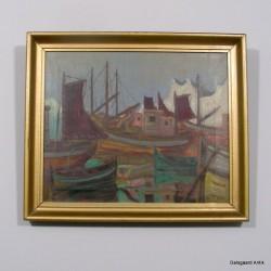 Skibe i havn