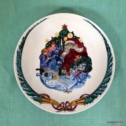 Jingle Bells frokosttallerken